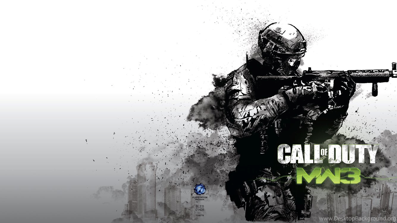 Call Of Duty Mw3 Wallpaper Posted By Ethan Thompson