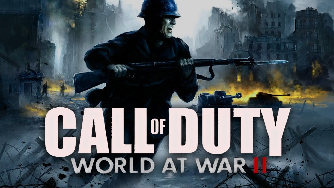 Call Of Duty World At War 2 Wallpaper