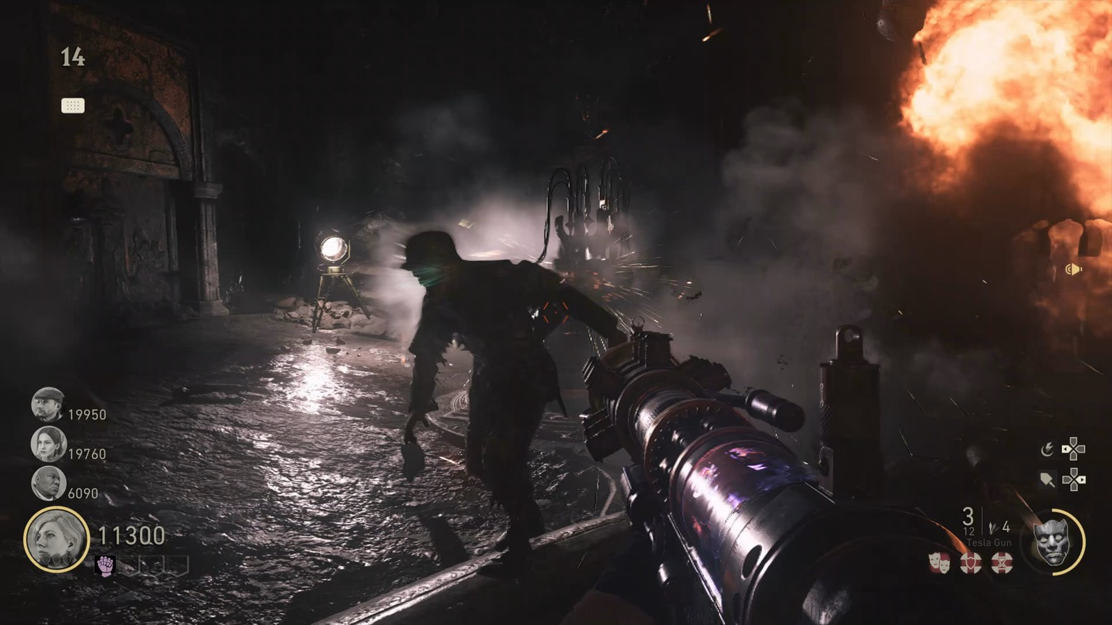 Call Of Duty Ww2 Zombies Wallpaper Posted By Samantha Anderson