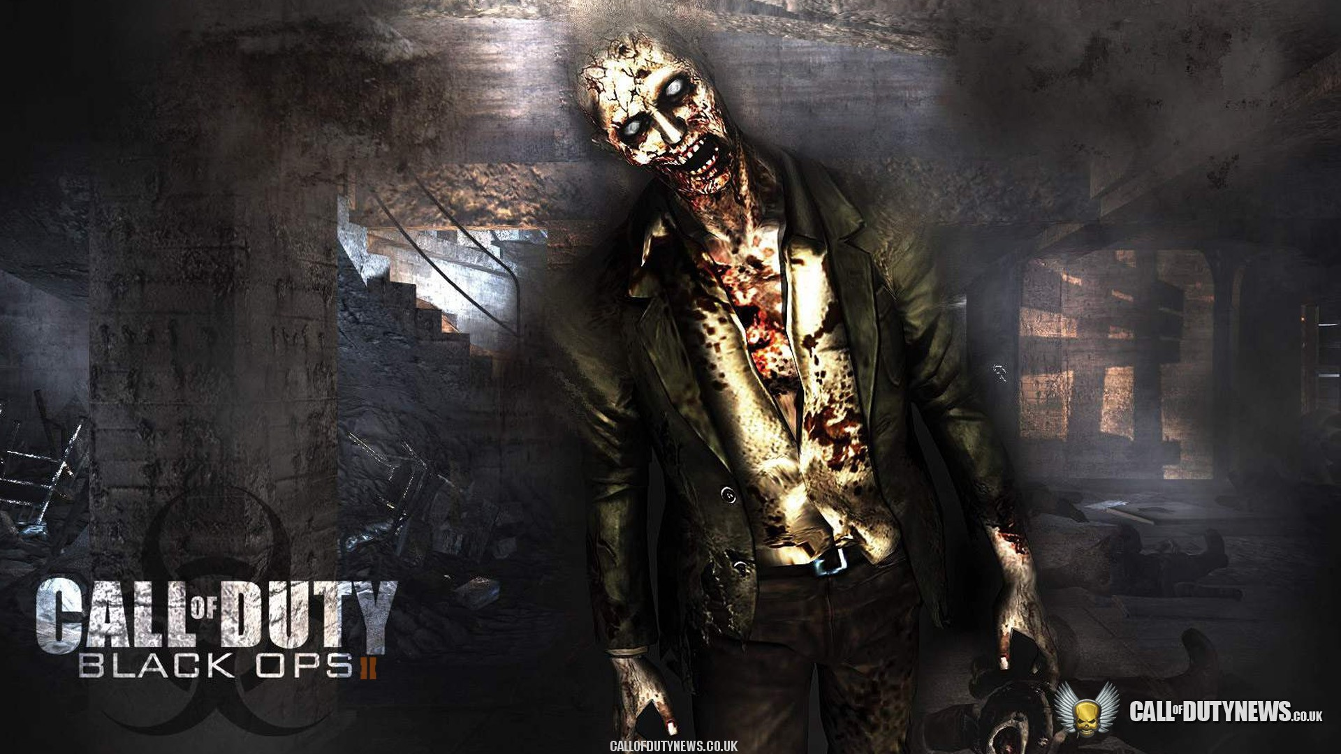 Call Of Duty Zombies Origins Wallpaper Posted By Zoey Walker