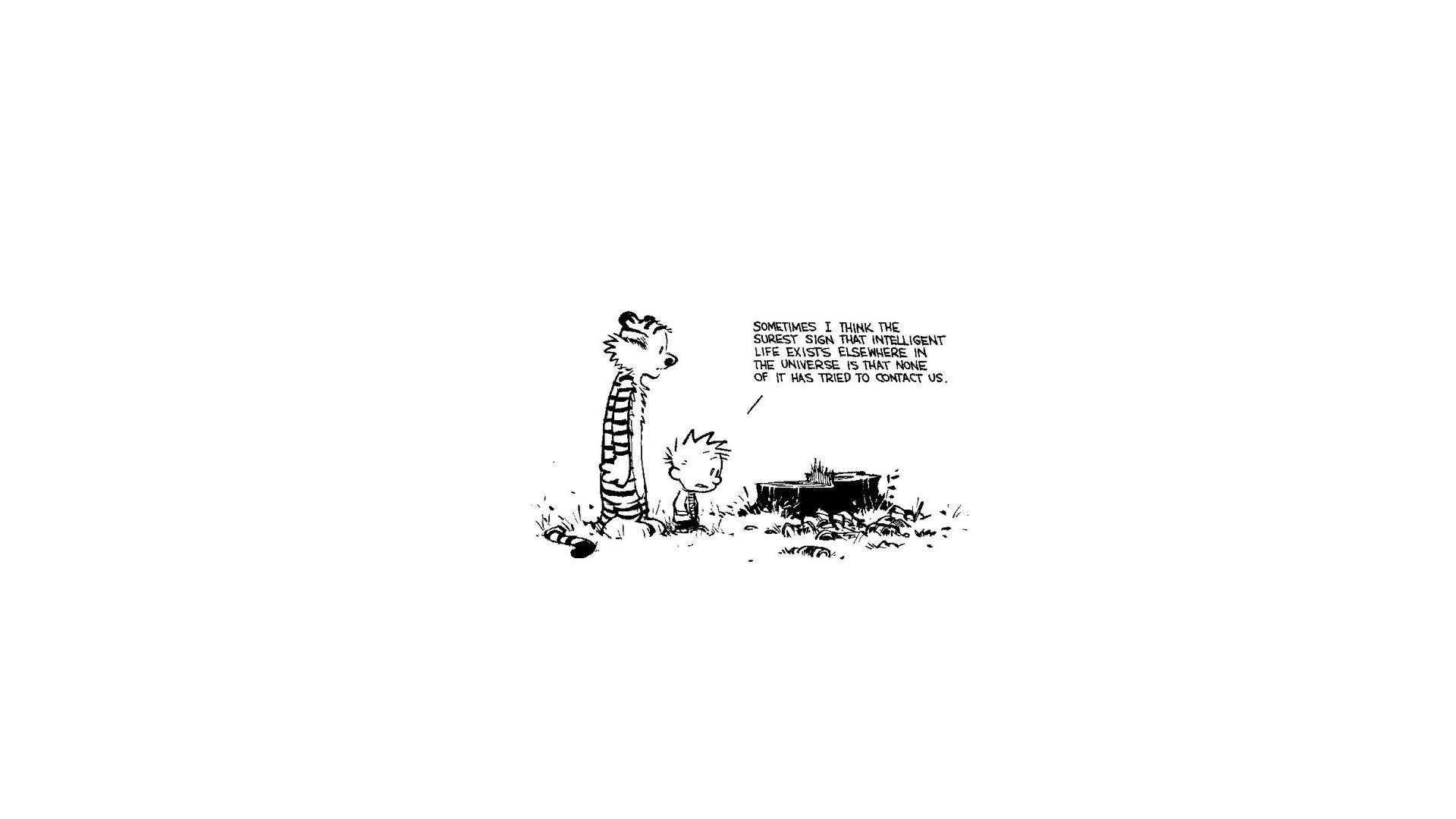 Calvin And Hobbes Wallpaper 1920x1080