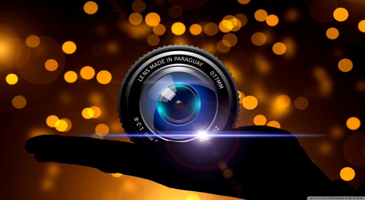 Camera Lens Wallpaper Posted By Samantha Anderson