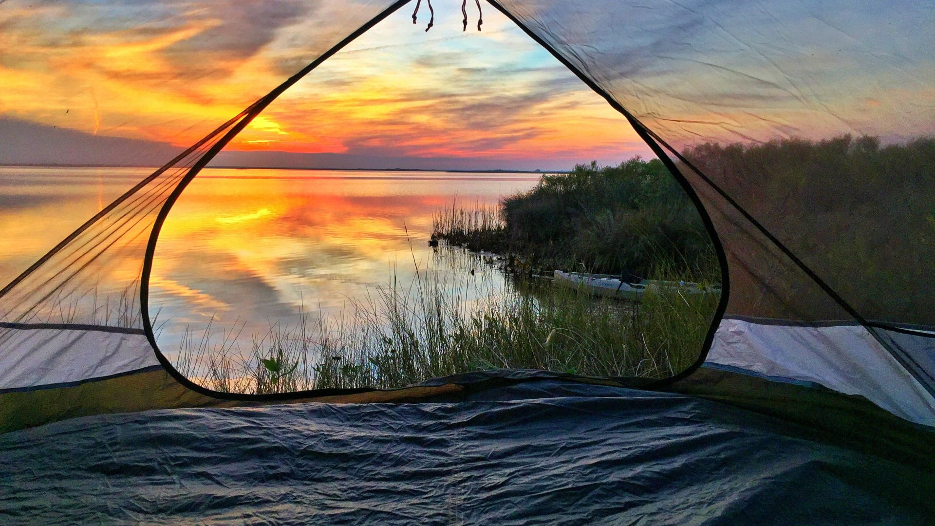 Camping Wallpaper Posted By John Thompson