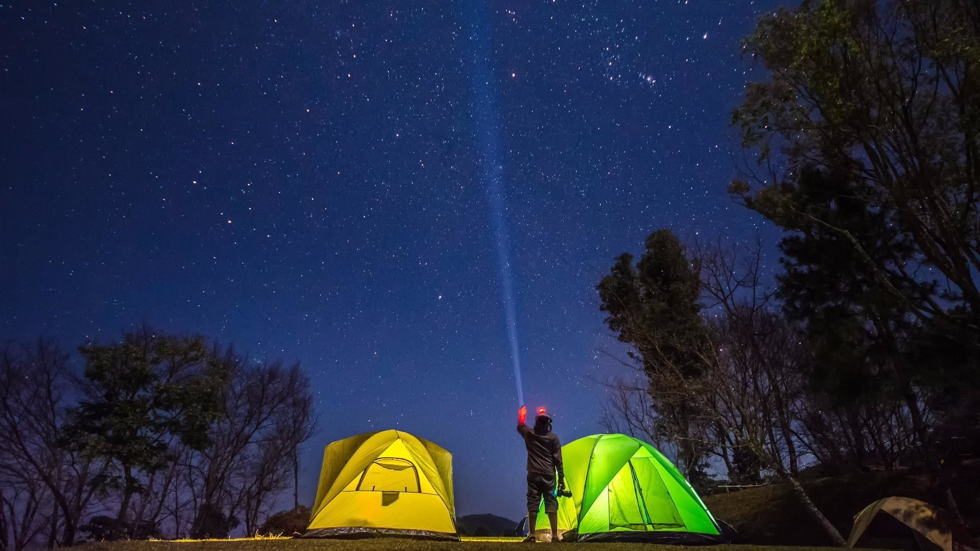 Camping Wallpapers Posted By Michelle Walker