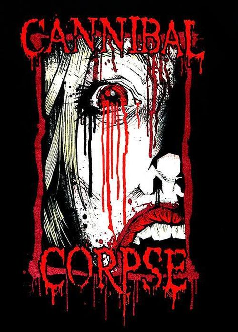 Cannibal Corpse Iphone Wallpaper Posted By John Simpson