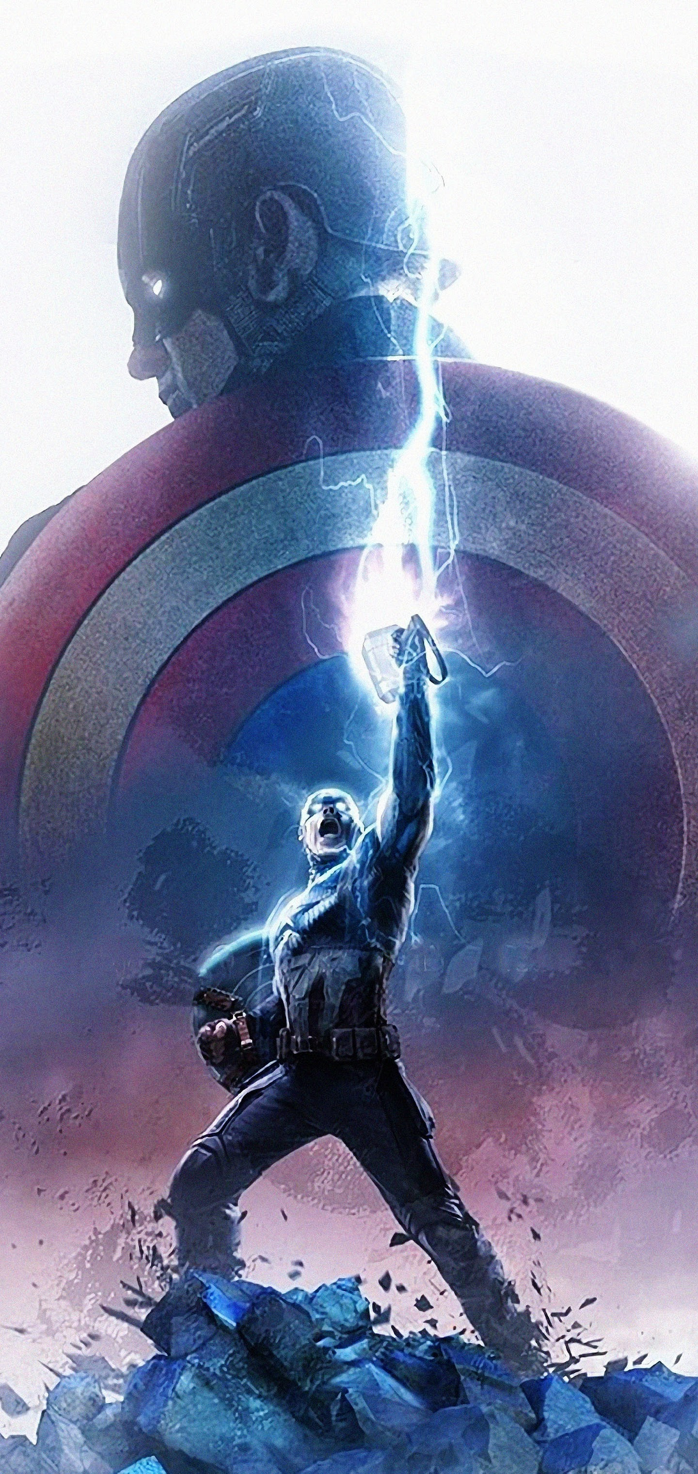 Captain America 4k Wallpaper Posted By Samantha Peltier