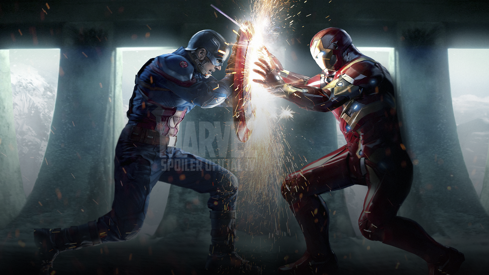Captain America Civil War Wallpaper Posted By Ethan Anderson