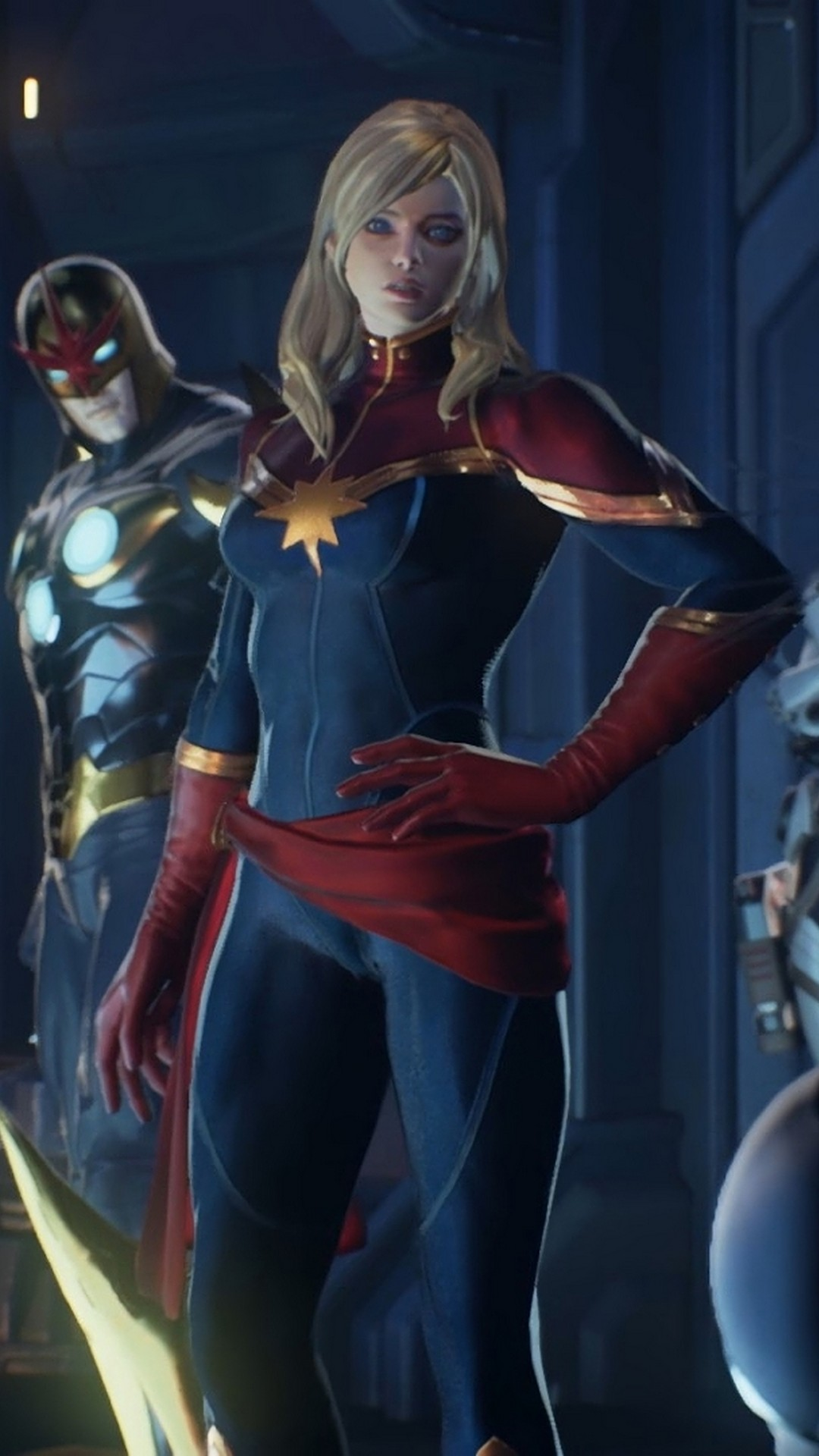 Captain Marvel Wallpapers Posted By John Thompson