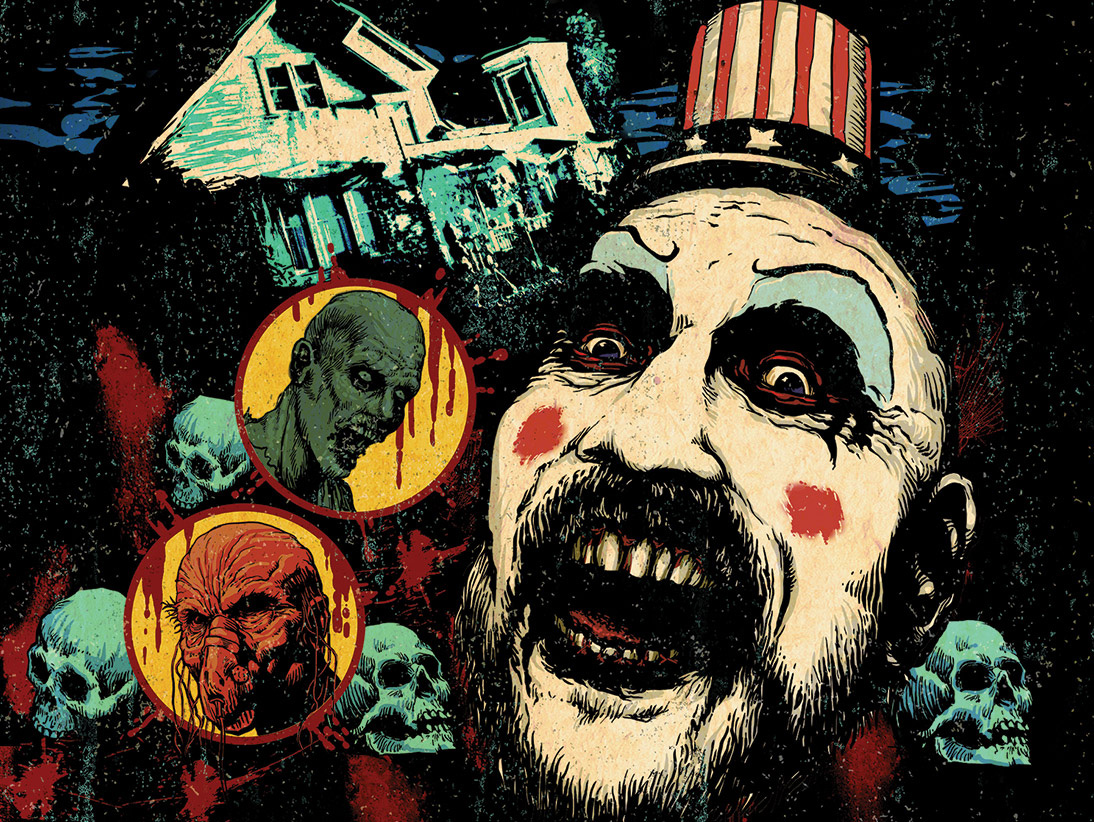 Captain Spaulding Wallpaper Posted By Zoey Anderson