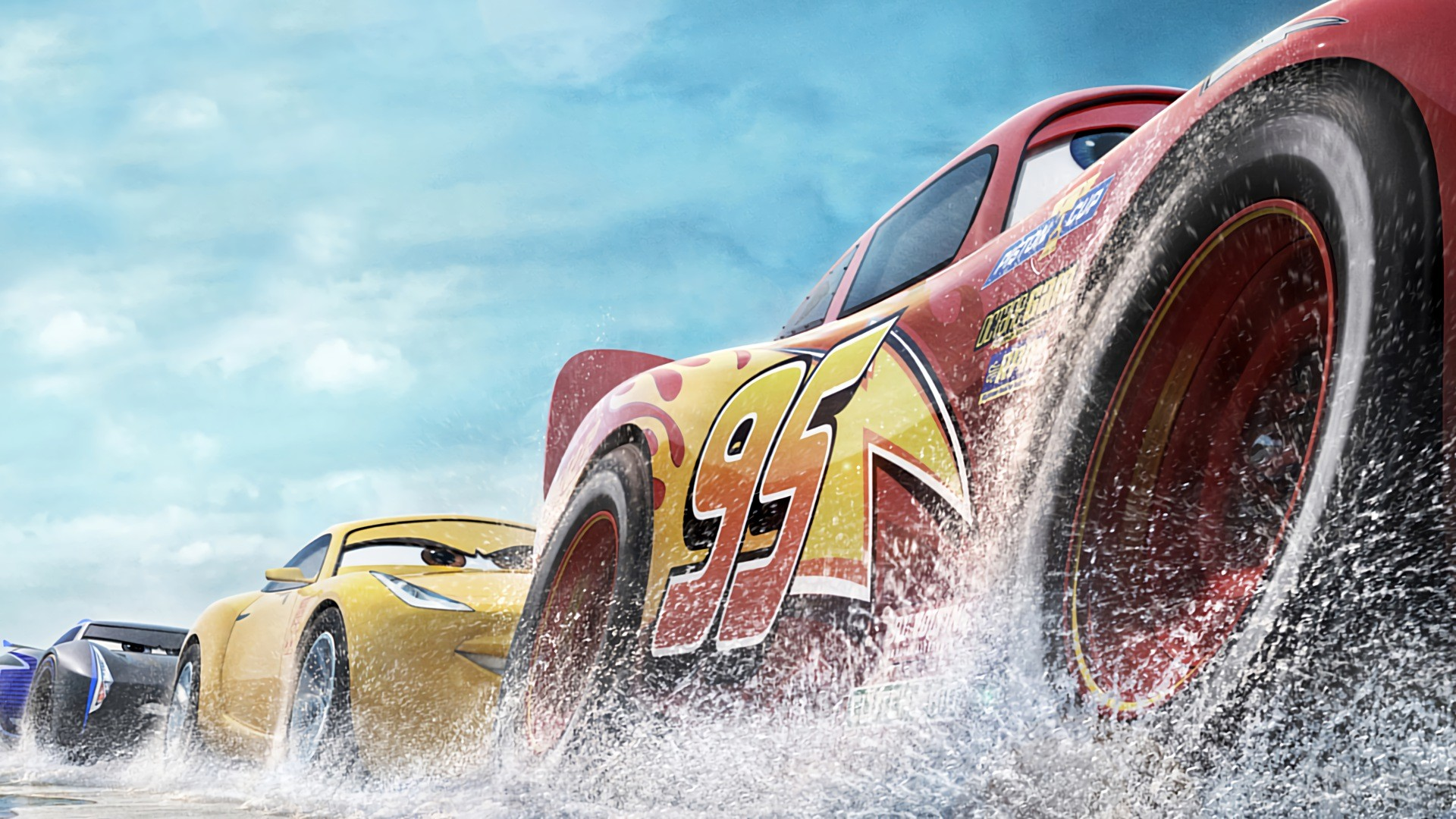 Cars 2 Wallpaper Posted By Ethan Peltier