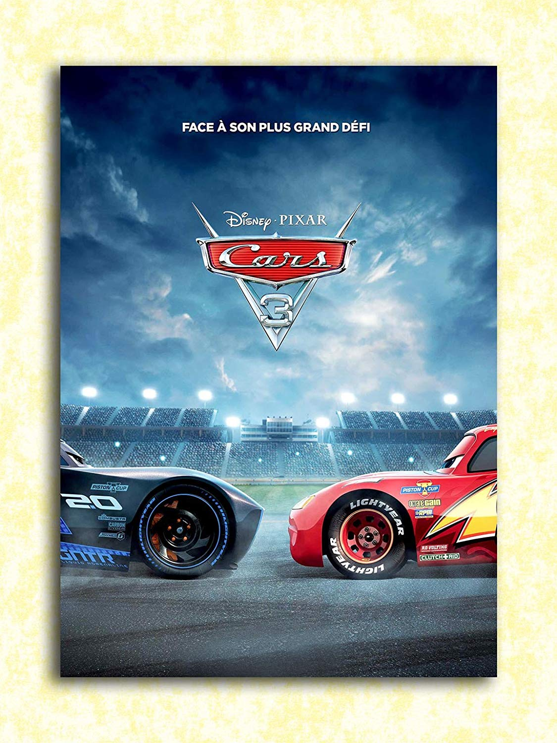 Cars 3 Hd Posted By Zoey Tremblay