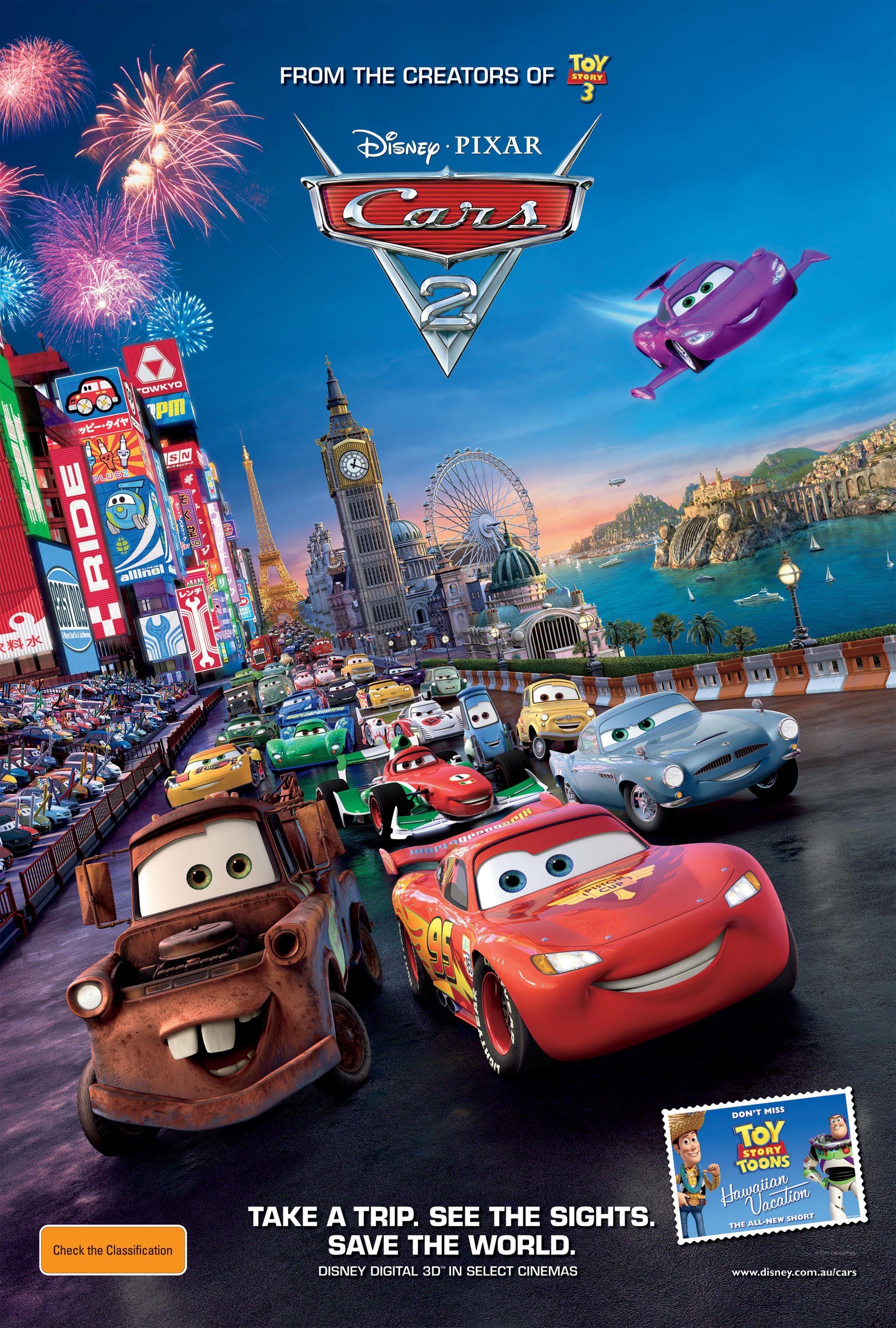 Cars Movie Wallpaper Posted By Sarah Mercado