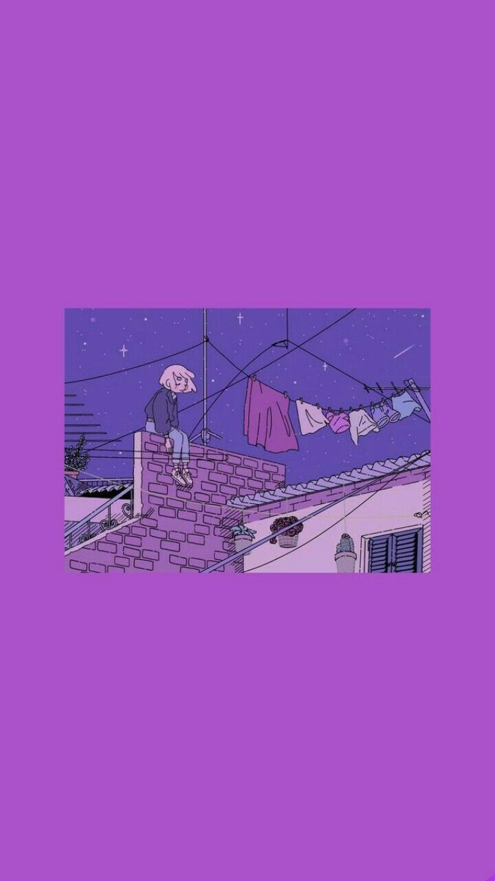 Cartoon Aesthetic Sad Wallpapers Posted By Michelle Thompson