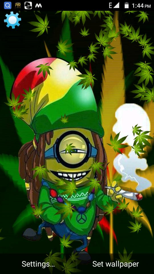 Cartoon Weed Wallpaper Posted By Christopher Cunningham