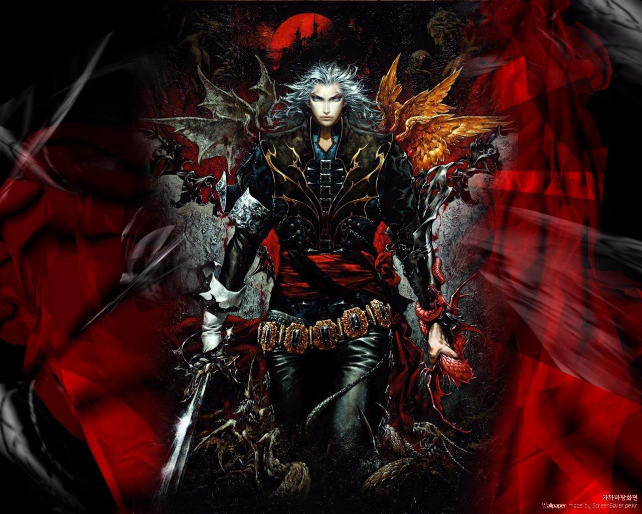 Castlevania Curse Of Darkness Wallpaper Posted By Christopher Tremblay