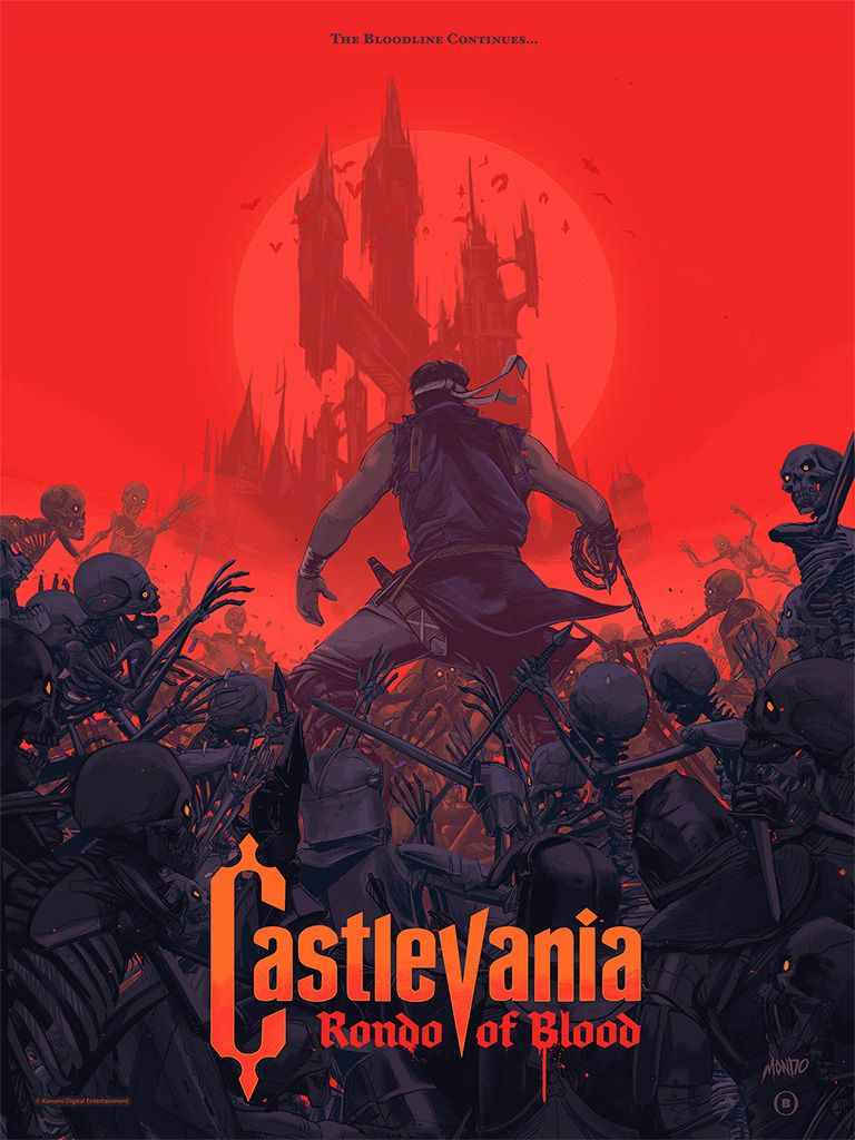 Castlevania Rondo Of Blood Wallpaper Posted By Sarah Thompson