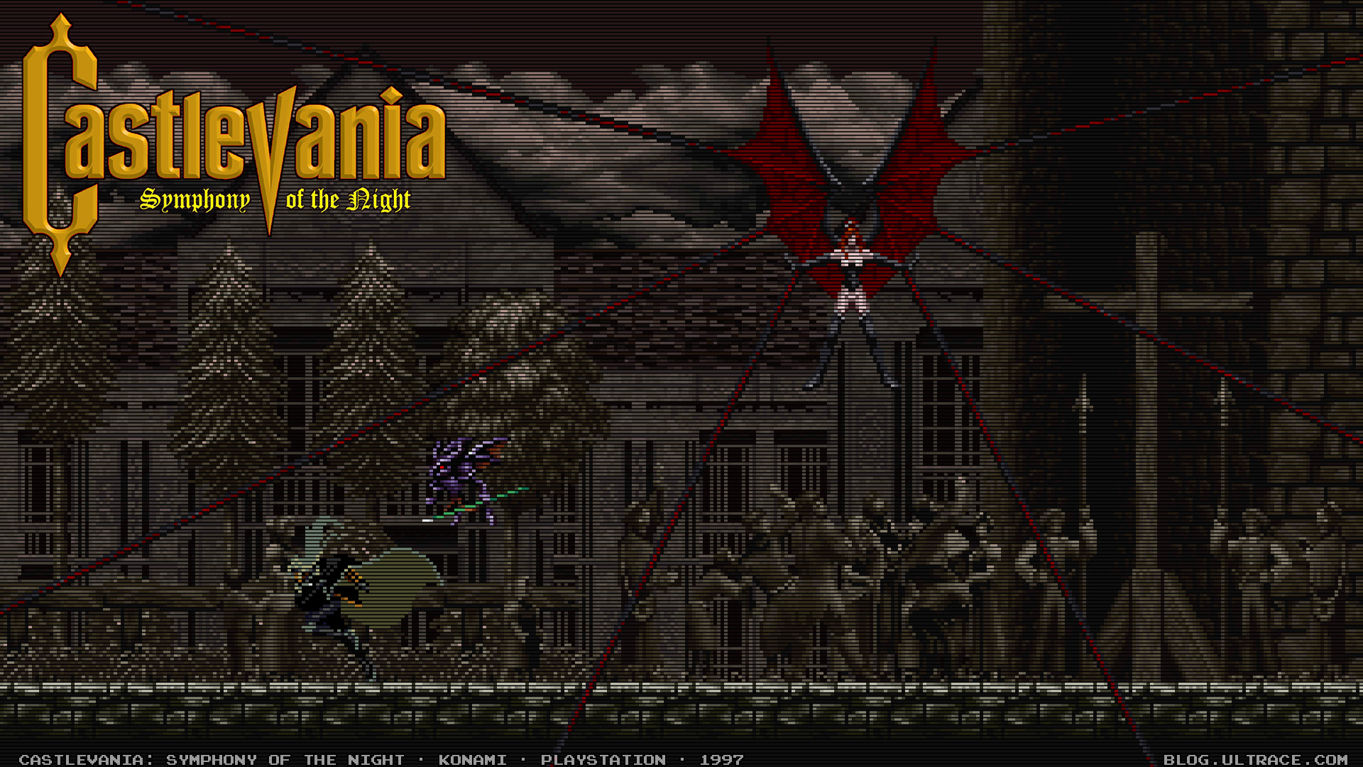 Castlevania Sotn Wallpaper Posted By Michelle Sellers