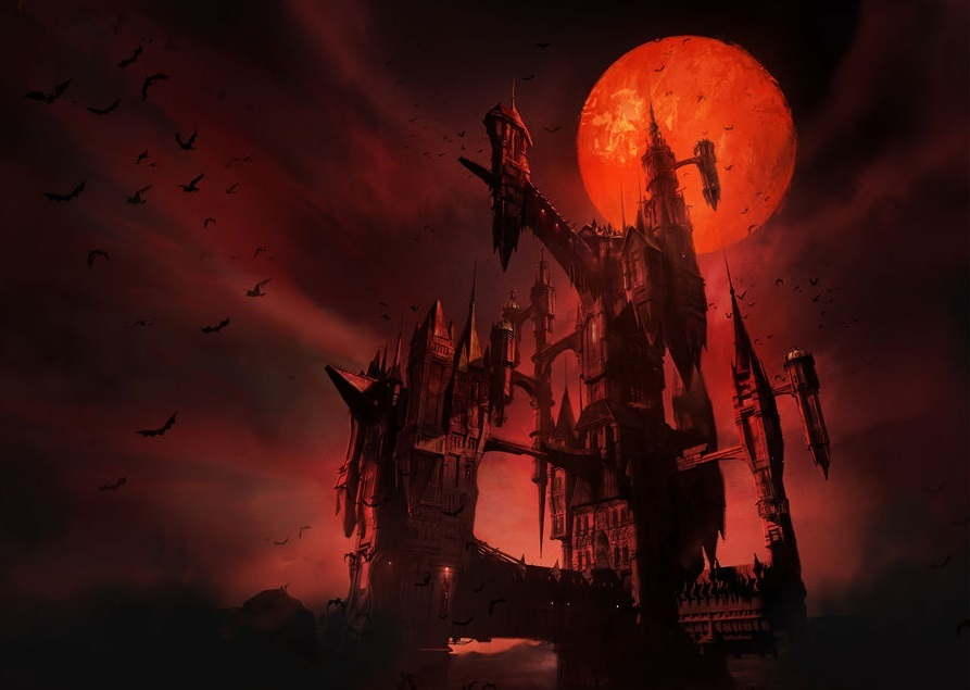 Castlevania Wallpaper Netflix Posted By Samantha Thompson
