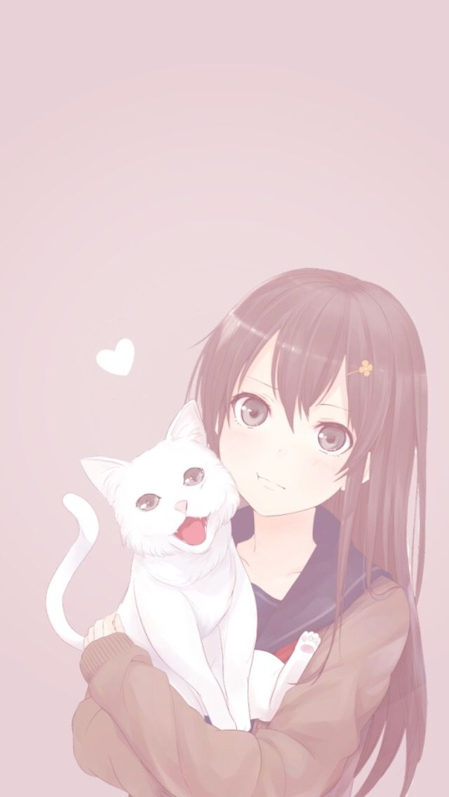 Cat Girls Wallpaper Posted By Zoey Simpson