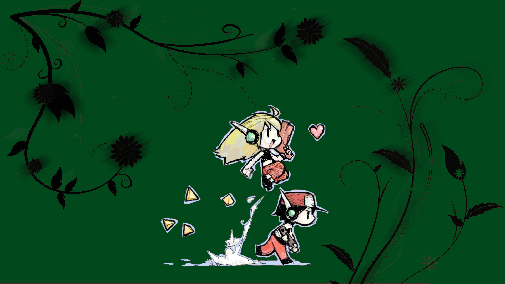 Cave Story Wallpaper Posted By Ryan Mercado