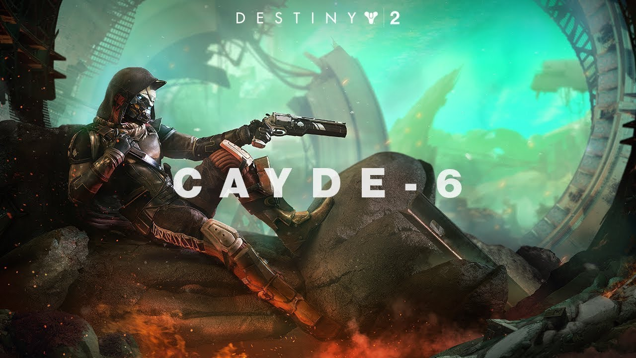 Cayde 6 Wallpaper Posted By Ethan Simpson