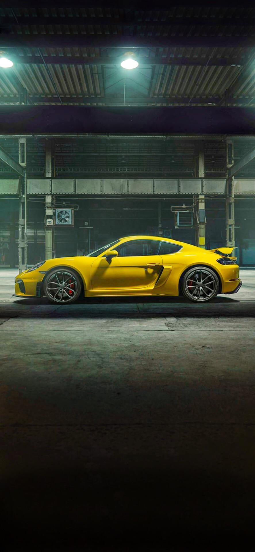 Cayman Gt4 Wallpaper Posted By Christopher Peltier