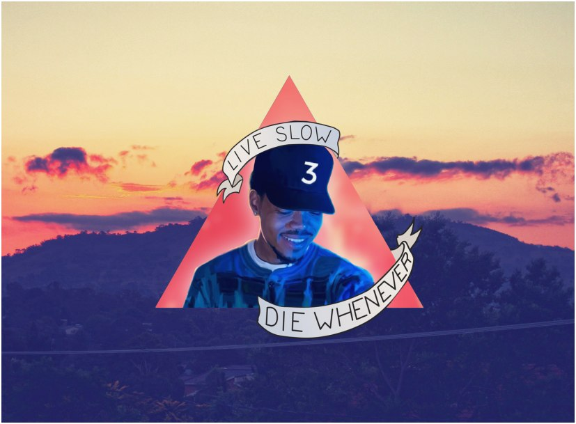 Chance The Rapper Acid Rap Wallpaper Posted By Ethan Tremblay
