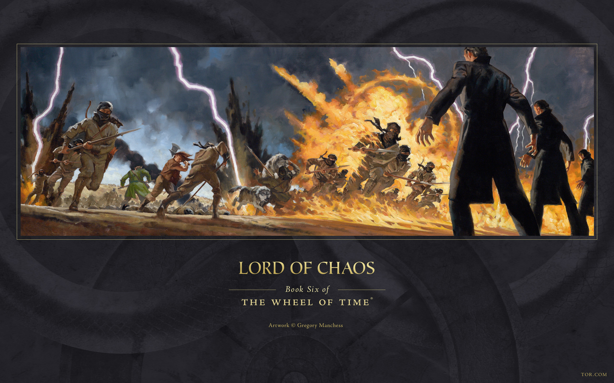 Chaos Wallpaper Posted By Ryan Sellers