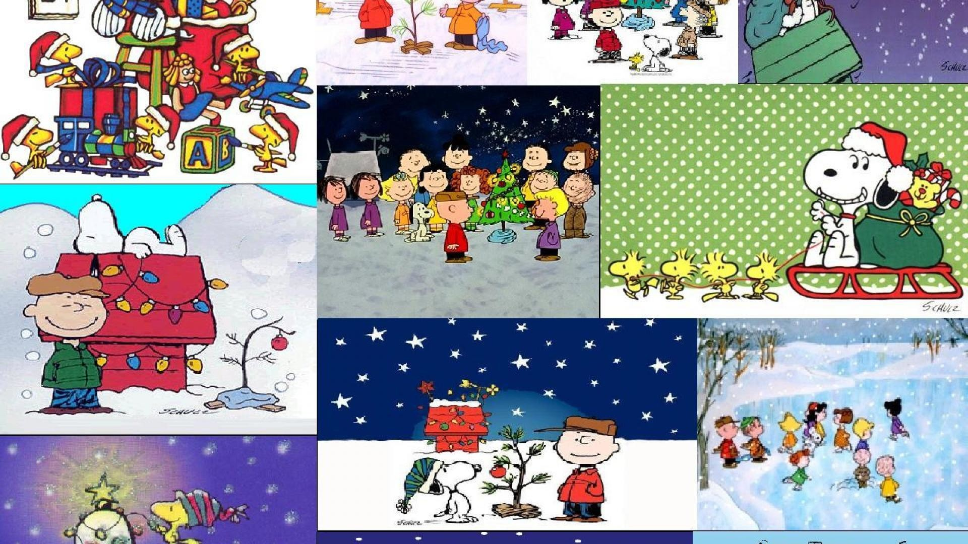 60+ Peanuts Christmas Wallpapers on WallpaperPlay