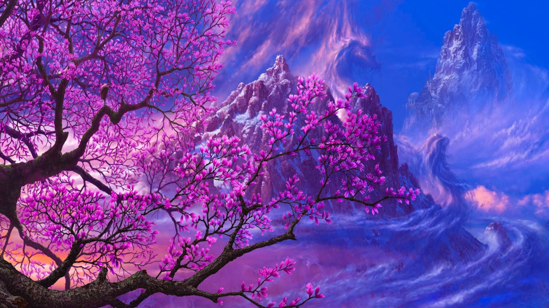 Cherry Blossom Tree Wallpapers Posted By Ryan Anderson