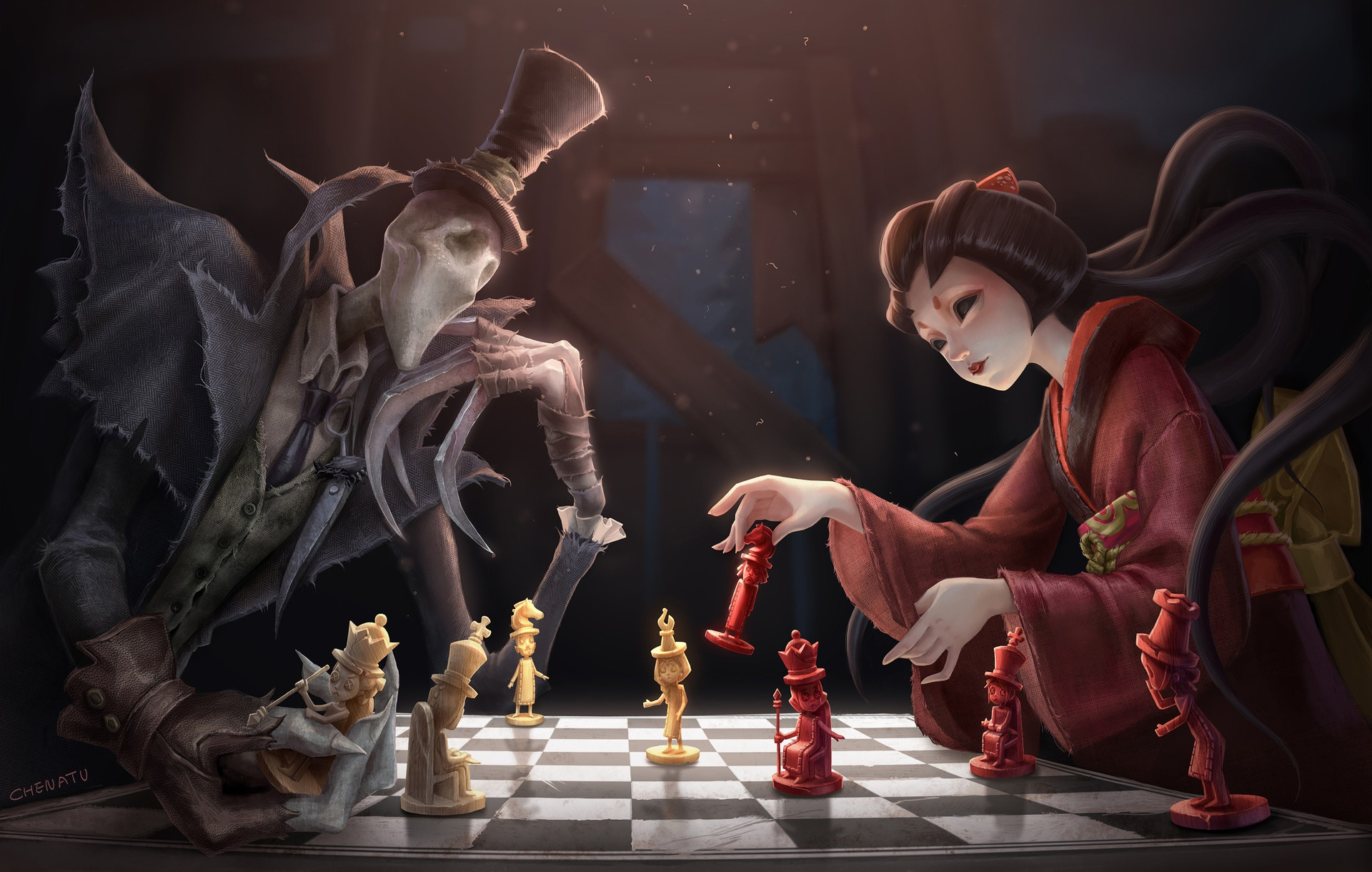 Chess Hd Posted By John Anderson