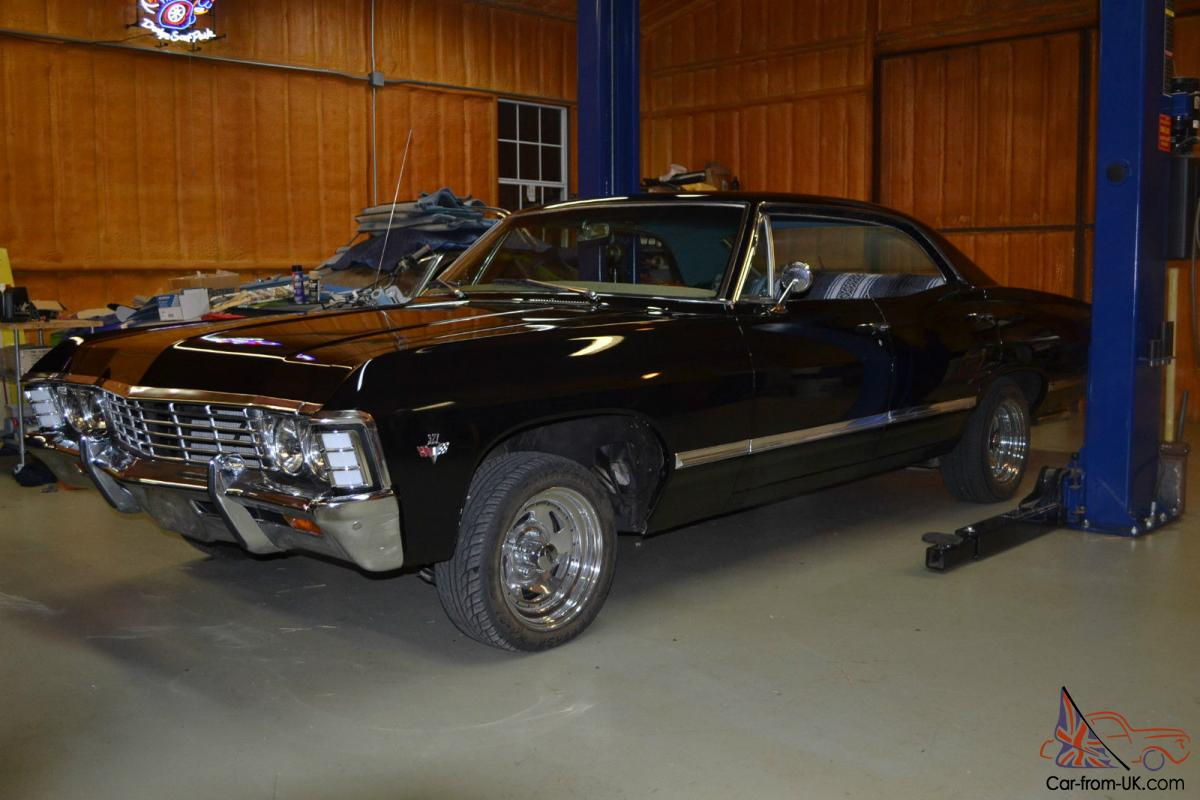 Chevy Impala 1967 Supernatural Posted By Ethan Cunningham