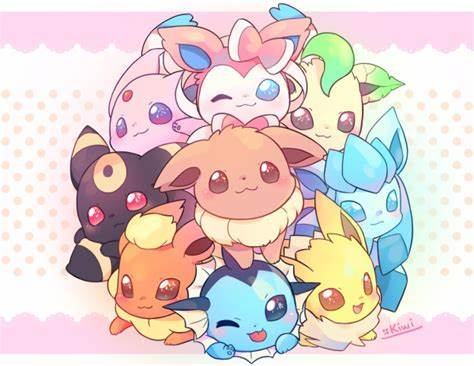 Chibi Pokemon Wallpaper Posted By John Tremblay