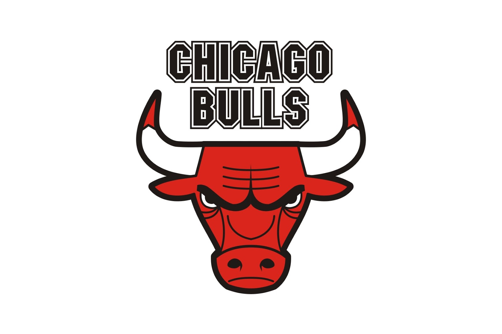 Chicago Bulls Logo Wallpaper Hd Posted By John Anderson