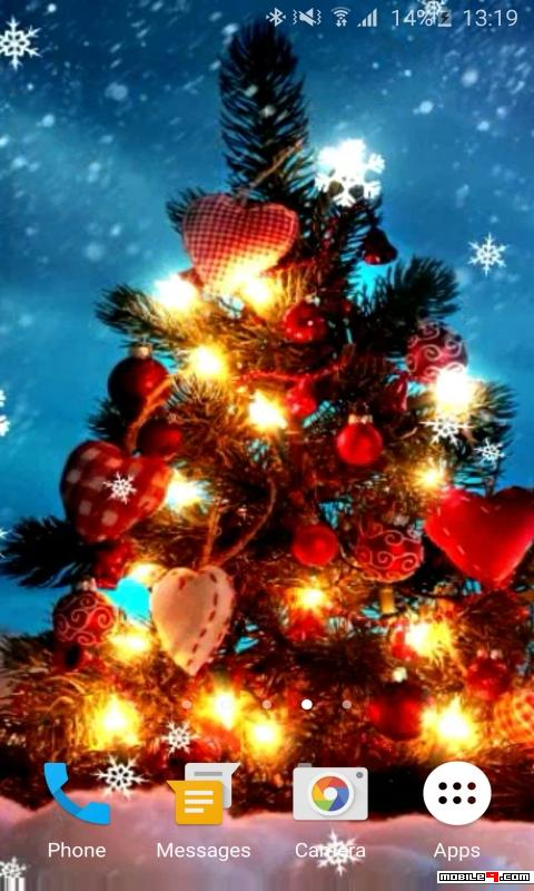 Christmas 3d Live Wallpaper Posted By Ethan Simpson