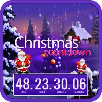 Christmas Countdown Wallpaper For Desktop Posted By John Johnson