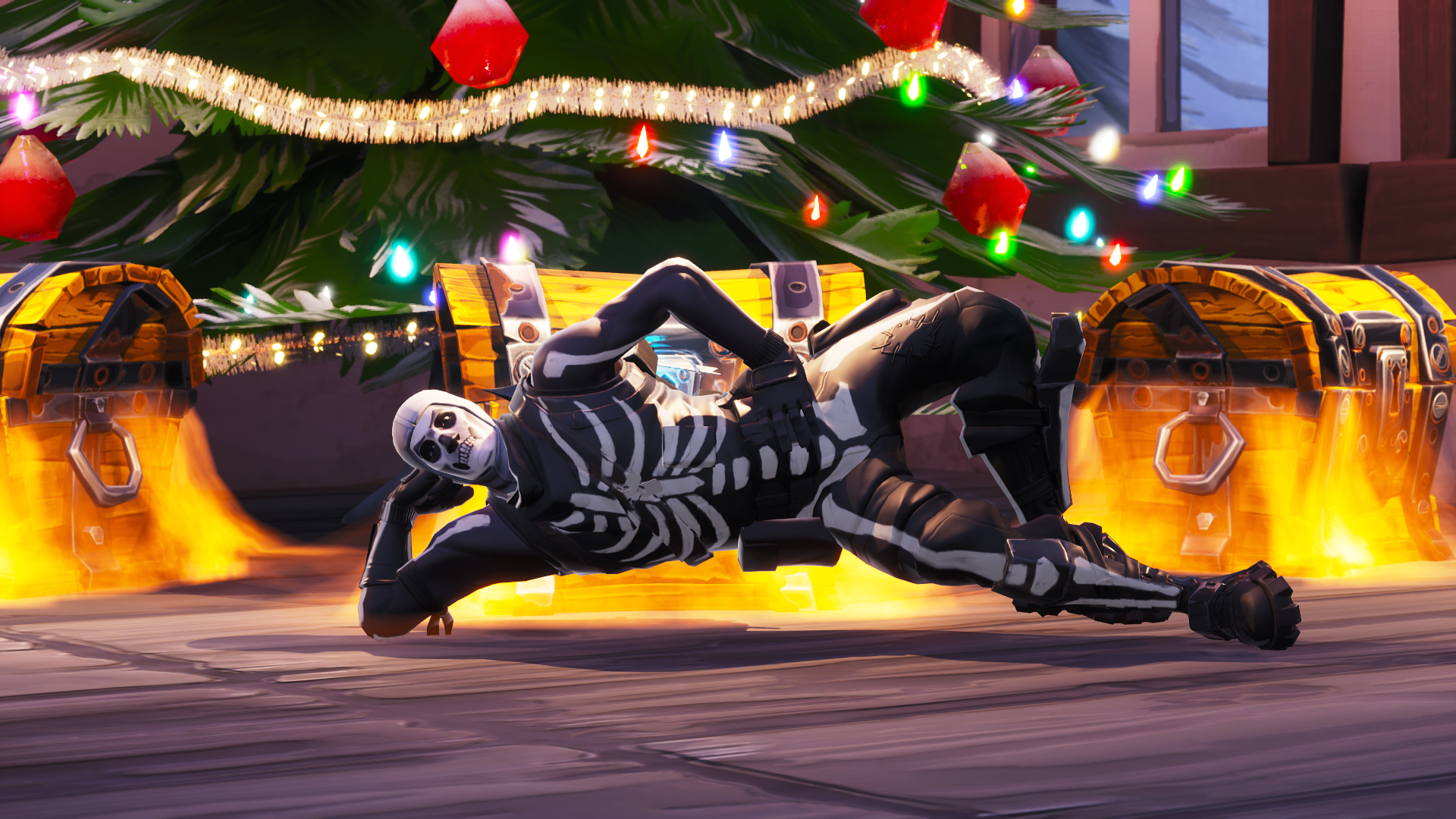 Christmas Fortnite Wallpapers Posted By Christopher Tremblay