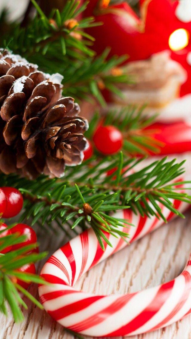 Christmas aesthetic Christmas phone wallpaper Christmas