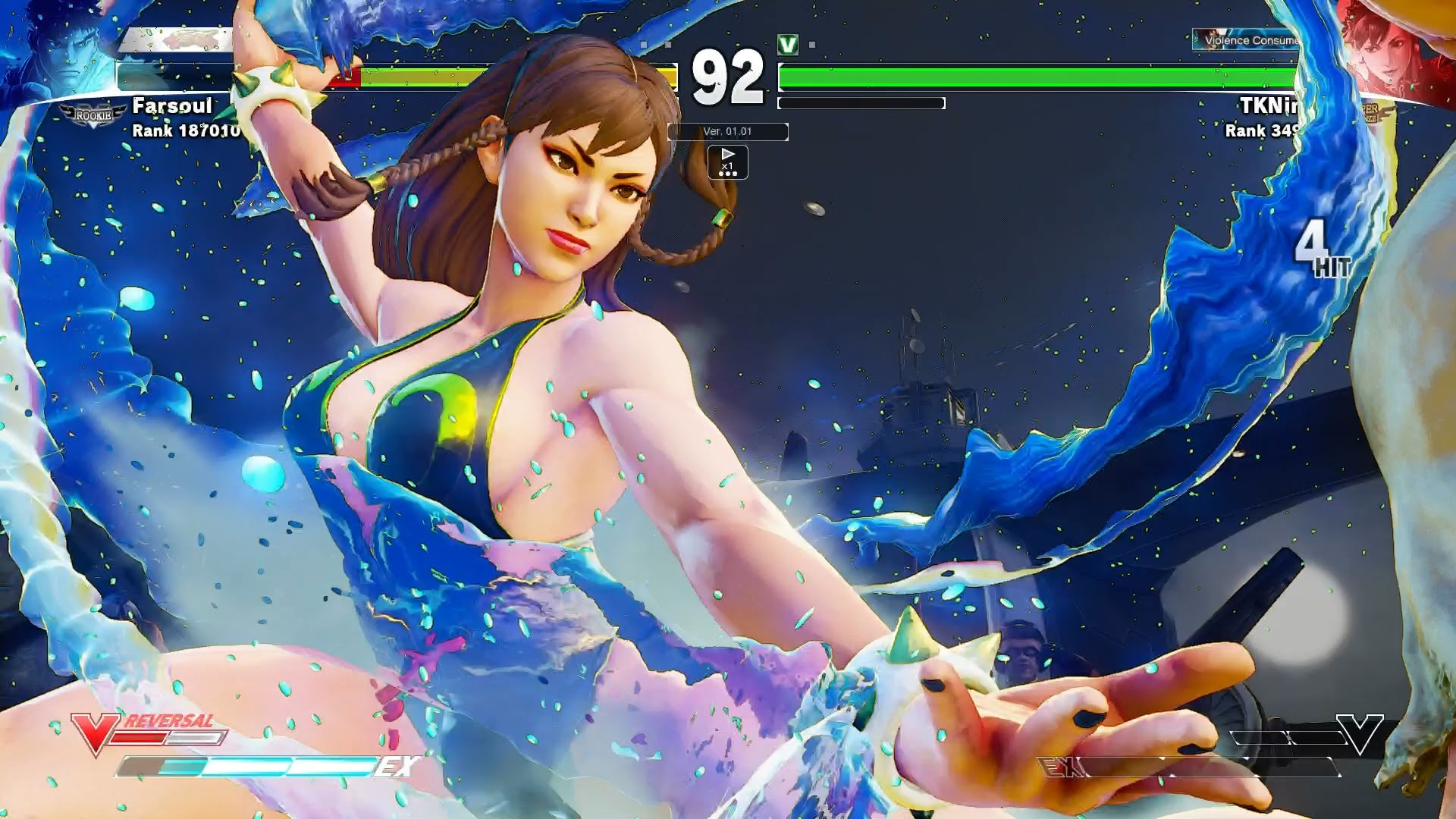 Chun Li Wallpapers Posted By Michelle Thompson