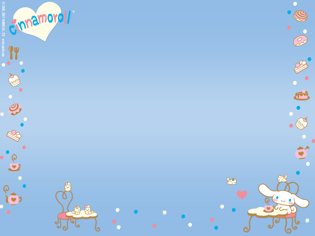 Cinnamoroll Background Posted By Michelle Walker