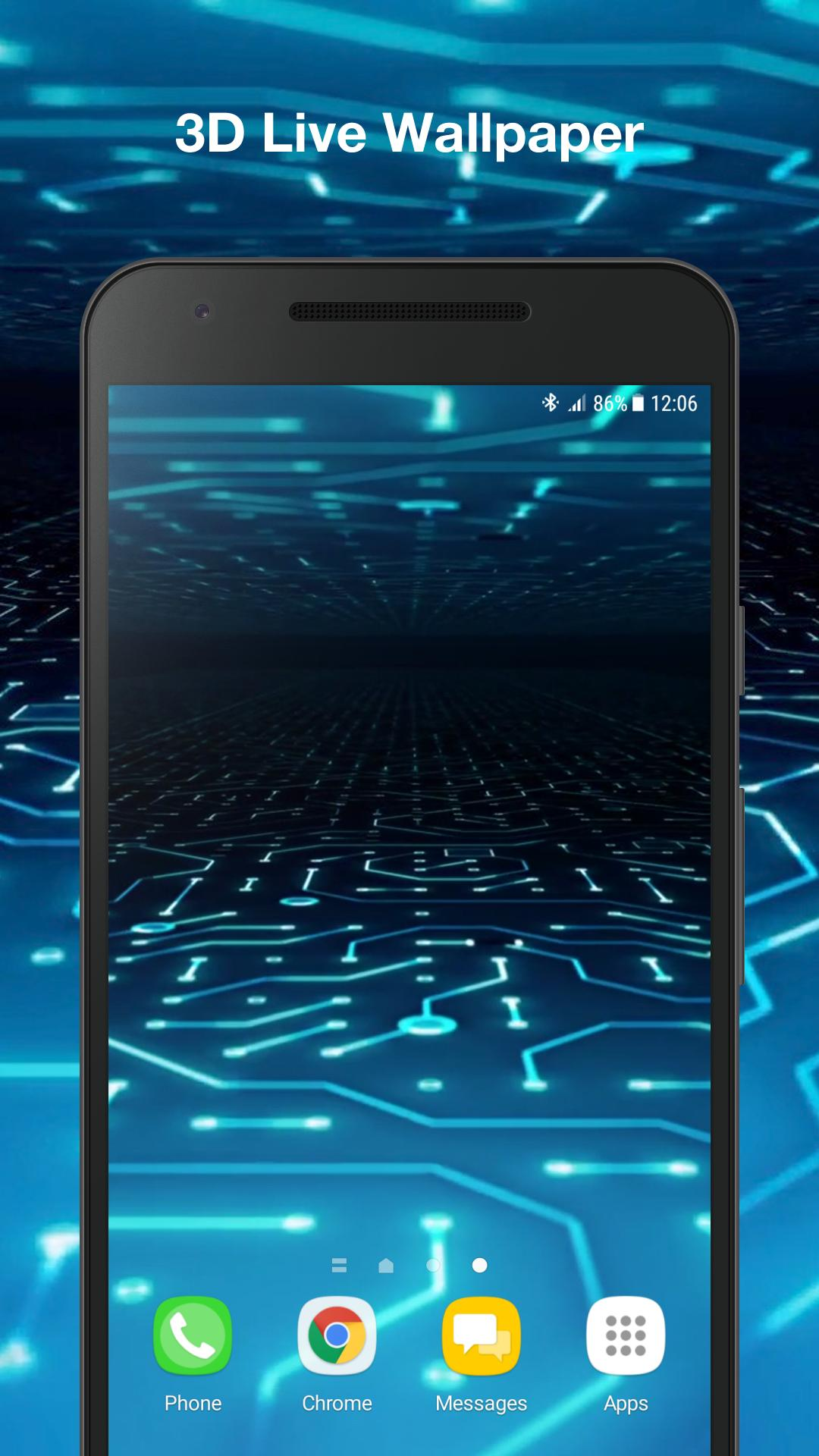 Circuit Live Wallpaper Posted By Ryan Anderson