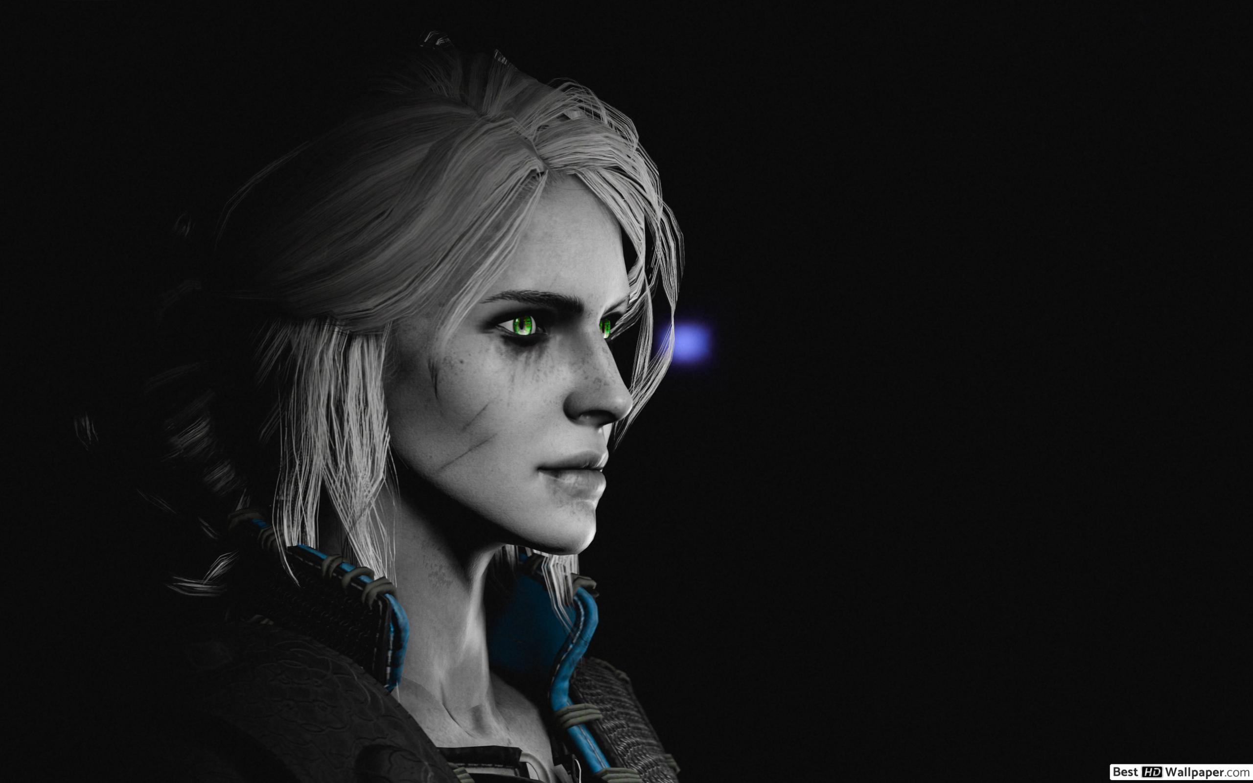 Ciri Witcher 3 Wallpaper Posted By John Tremblay