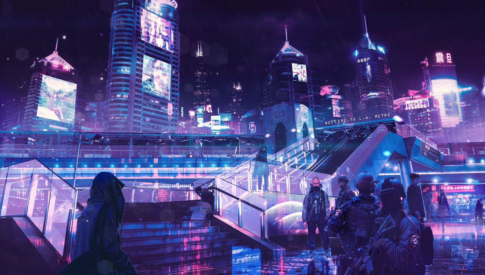 City Background Aesthetic Posted By Zoey Mercado