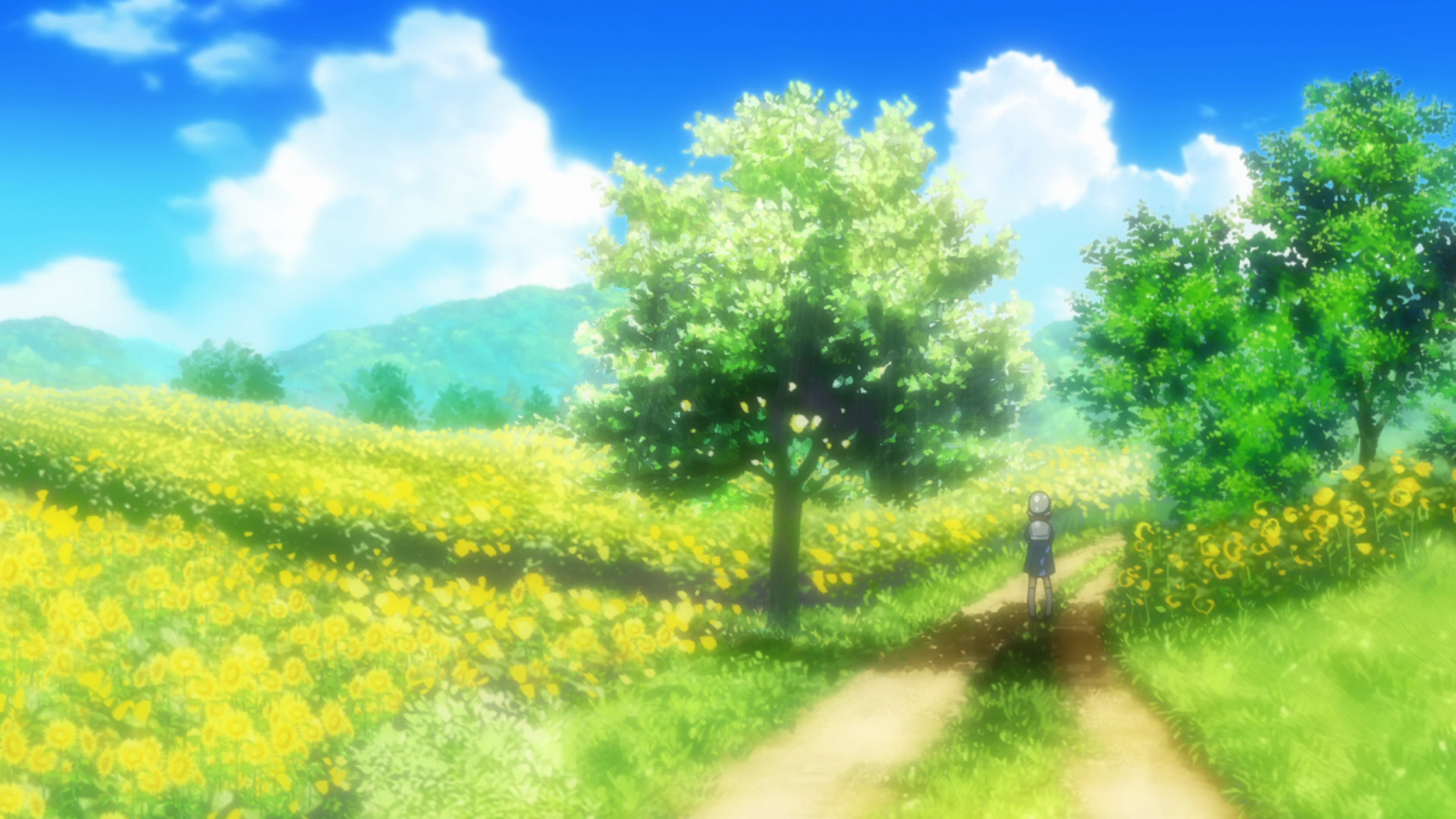 Clannad Wallpaper 1920x1080 Posted By Samantha Sellers