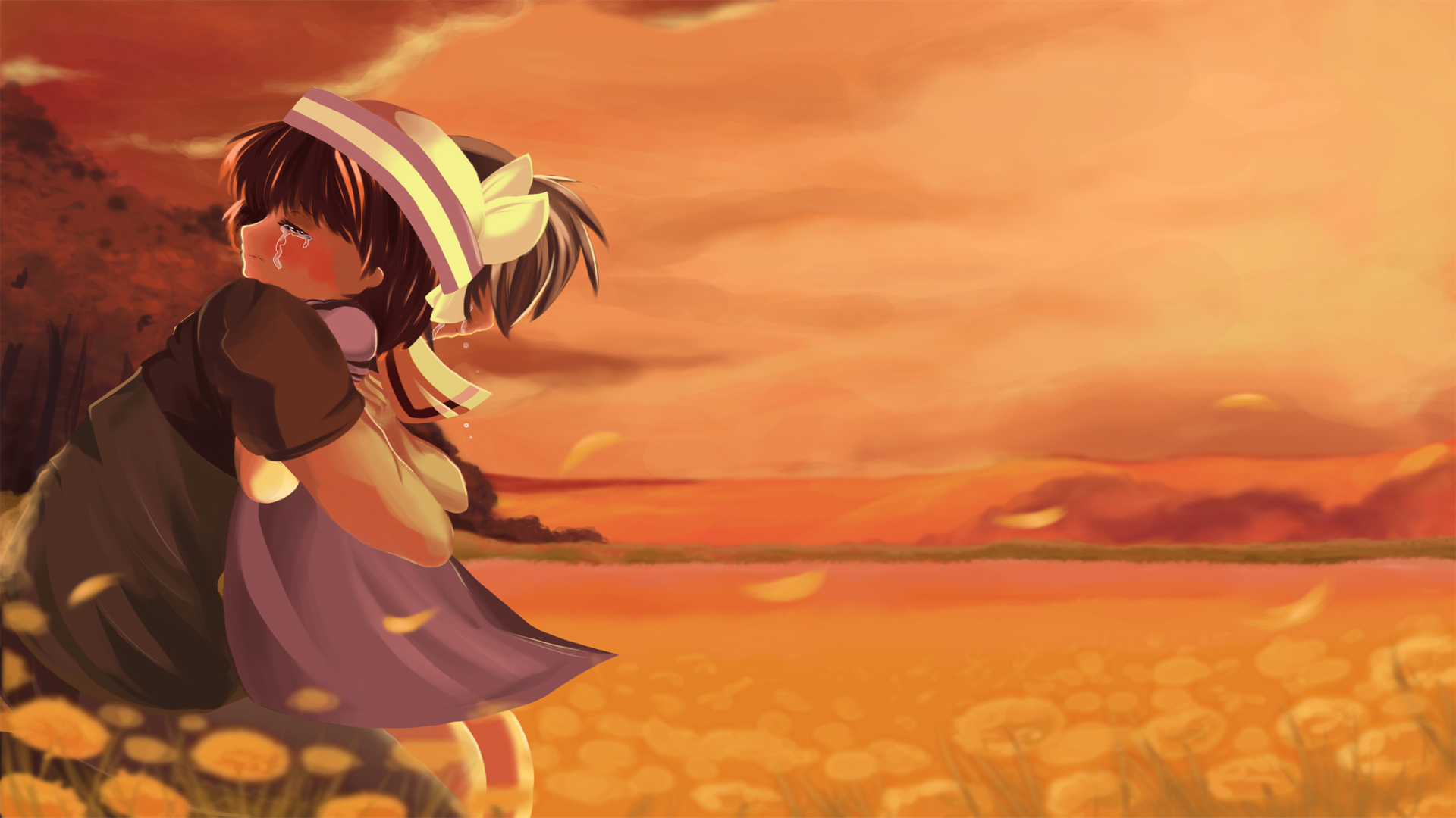 Clannad Wallpapers Posted By Zoey Sellers