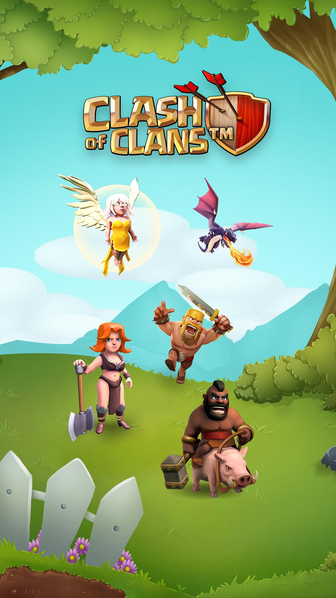 Clash Of Clan Imagenes Posted By Ethan Thompson