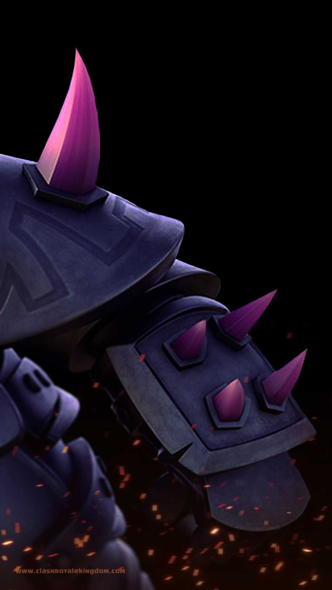 Clash Of Clan Pekka Wallpaper Posted By Michelle Anderson
