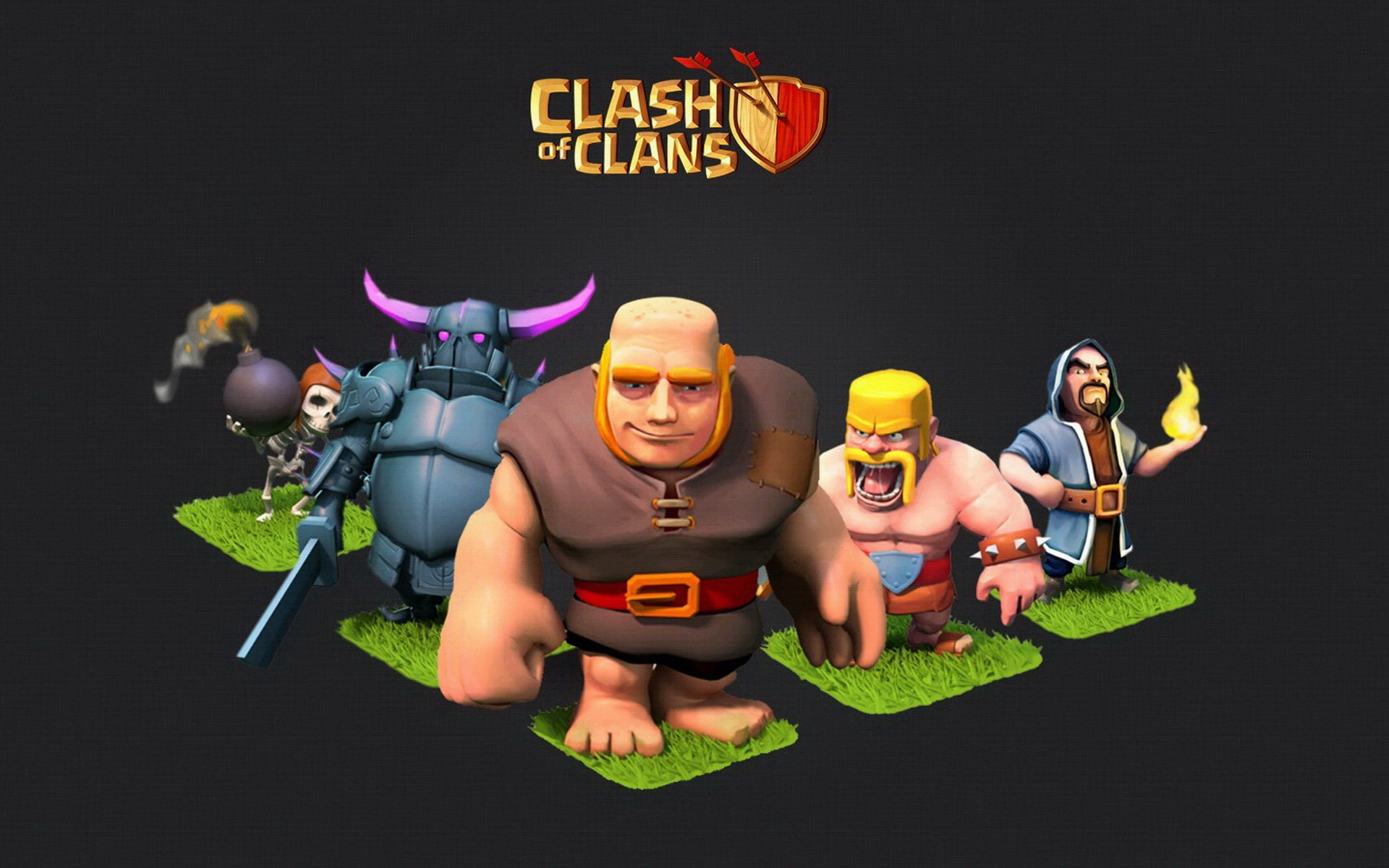 Clash Of Clan Wizard Wallpaper Posted By Christopher Sellers