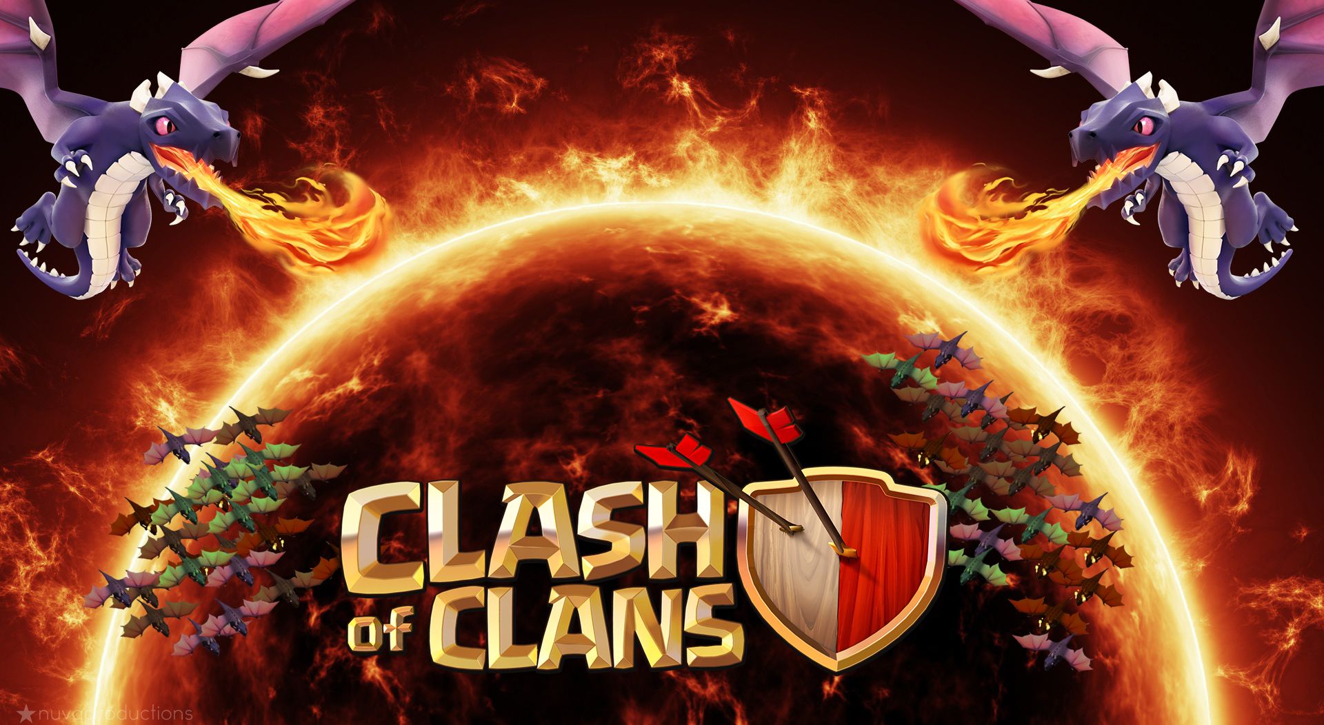 Clash Of Clans Wizard Wallpaper Posted By Michelle Johnson