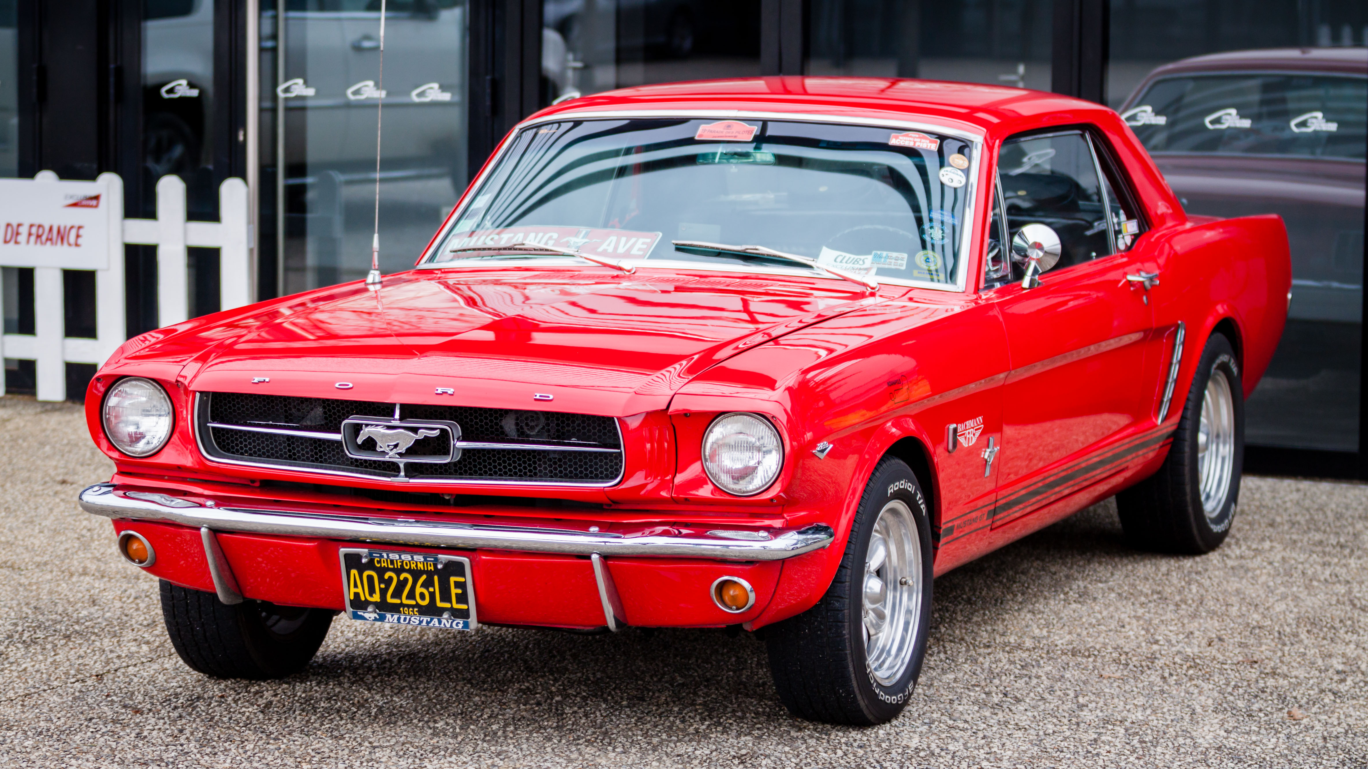 Classic Ford Mustang Wallpaper Posted By John Thompson